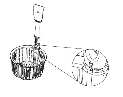 주걱의 사용 방법